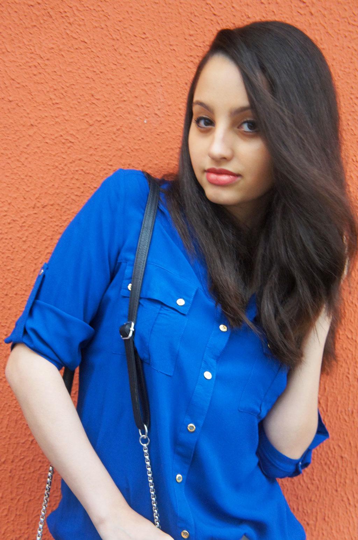 Look Social Azul
