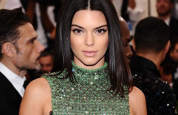 Kendall Met Gala 2015