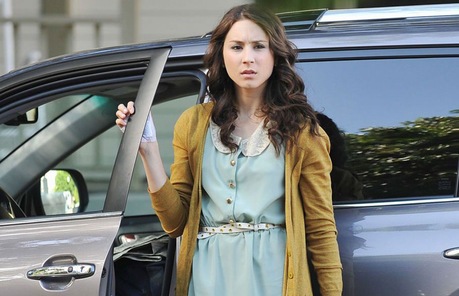 Spencer Hastings, Troian Bellisario – #EspecialPLL