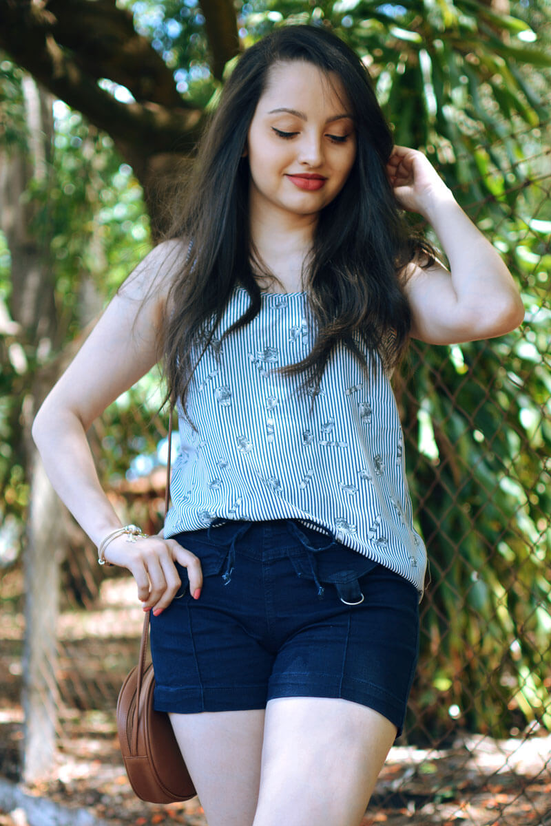Look Azul Jeans